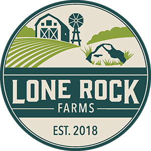 Lone Rock Farms Logo