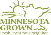 Minnesota grown logo at lone rock farms