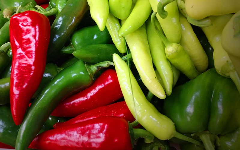 Lone Rock Farms Naturally Grown Peppers